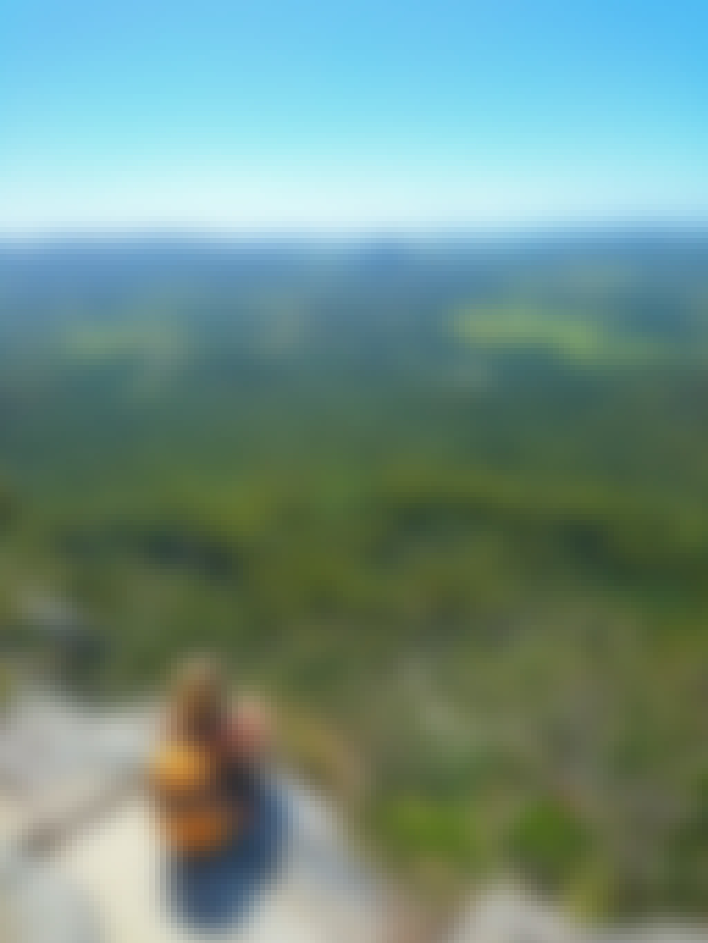 Mt cooroora blissful nomad